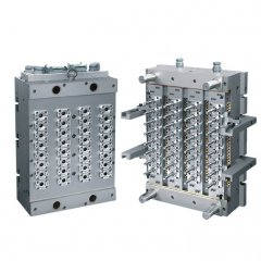 24 cavity hot runner pet preform mould