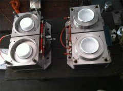 500ml 2 cavity thinwall box mould