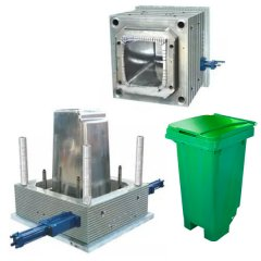 Huangyan trashcan mould factory and supplier